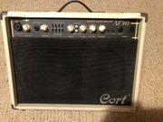 Cort AF30 Akustikverstärker Gitarre Guitar