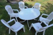 Sitzgarnitur für Terrasse und Garten