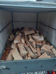 Brennholz aus dem Westerwald