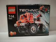 LEGO TECHNIC 9390 Abschleppwagen Rennwagen