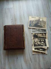 Fotoalbum mit alten Bildern