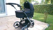 Kinderwagen Marke Teutonia inkl umfangreiches