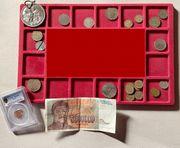 Münzen und Medaillen aus der
