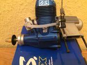 OS MAX LA 65 Modellmotor
