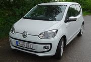 VW UP WHITE
