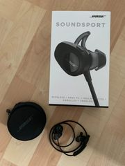 Bose Soundsport kabellose Kopfhörer