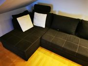 Couch mit Bettfunktion U-Form