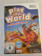 WII Play the World