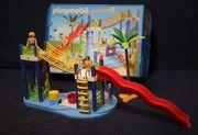 Playmobil 6670 - Wasserspielplatz Wie neu