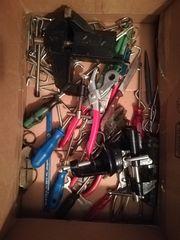 Div Werkzeug Schraubstock