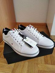 NEU Tommy Hilfiger Sneaker Weiß