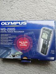 Diktiergerät Olympus WS-200S zu verkaufen
