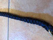 Hundeleine Blau Schwarz 1 20m