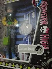 Monster High Jackson Jekyll