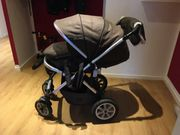 MOON Kombi Kinderwagen Buggy in