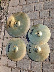Paiste Cymbal Becken Set