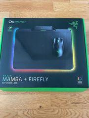 Razer Maus Mamba Firefly Hyperflux