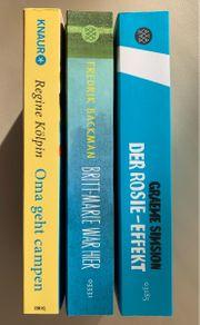 NEU Bücher Romane - Paketpreis 10