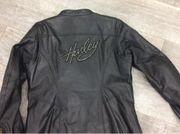 Harley Davidson Damenlederjacke
