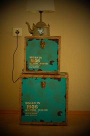 Kisten Retro