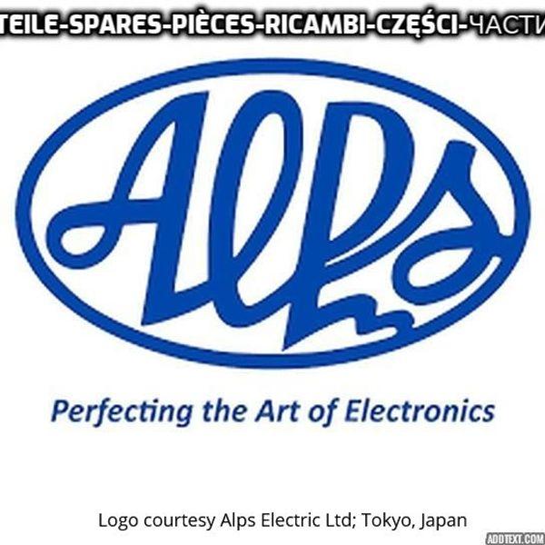 ALPS 3-position-SWITCH Schalter fuer HiFi-Stereo-Hobby-Bausatz-Modellbau-Heimwerker