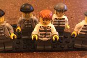 5 Lego Sträflinge