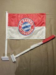 FCB-Fanfahnen Neuwertig