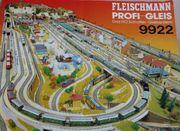 Fleischmann Gleisplanheft HO9922 Sammlerstück Rarität