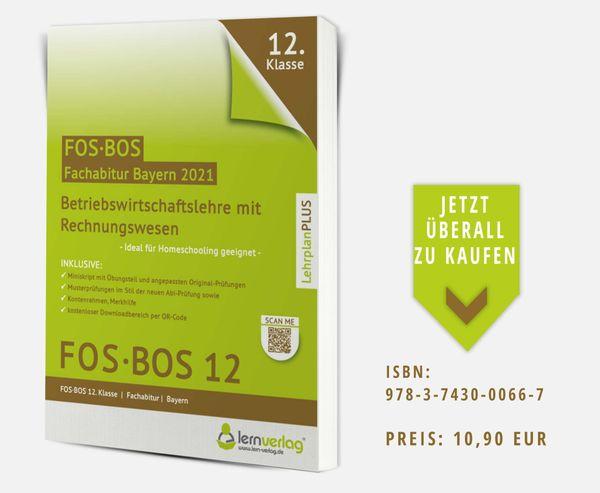 BwR FOS BOS Abi-Trainer ISBN