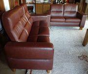 Couchgarnitur Leder 3 2-Sitzer Stressless
