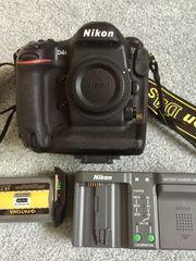 Nikon D4s TOP Zustand wie