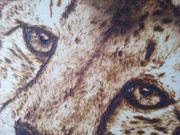 Brandmalerei Malerei Holz Großkatze Gepard