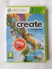 CREATE your imagination XBOX 360
