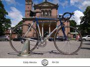 Eddy Merckx mit Dura Ace