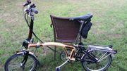 Brompton 6 speed custom - One