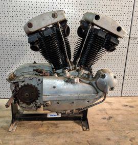 Motorrad-, Roller-Teile - Harley Davidson XLCH Sportster 1968
