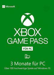 Xbox Game Pass für PC -