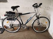28 er Trecking -Fahrrad Barracuda
