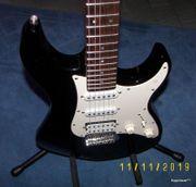 Verkaufe tolle E-Gitarre Yamaha Pacifica