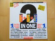 Schallplatten 2 in one zu