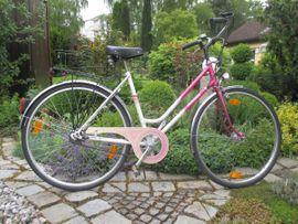 Damen-Fahrräder - City - Marken - Damenrad