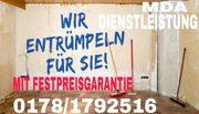 Entrümpelungen und Kleintransporte Nürnberg