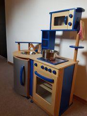 Spielküche aus Holz Prima in