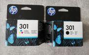 Neue HP 301 Druckerpatronen