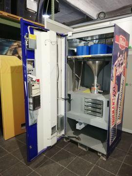 Würstchenautomat Meica Fresh Hot Warenautomat: Kleinanzeigen aus Worms - Rubrik Spiele, Automaten