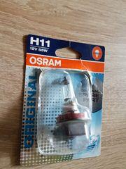 Osram H11 Scheinwerfer Birne 12V