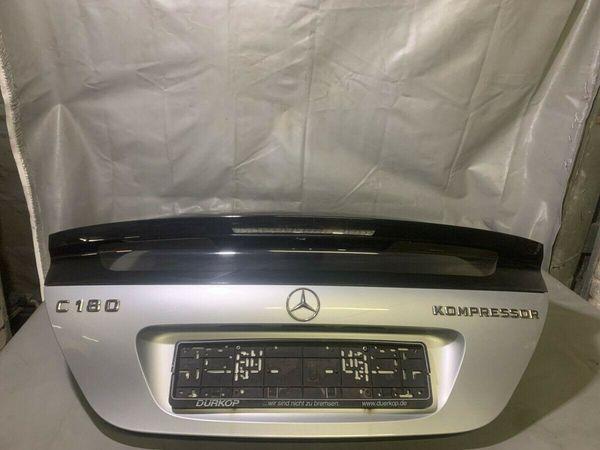 Mercedes C-Klasse Sportcoupe CL203 Heckklappe