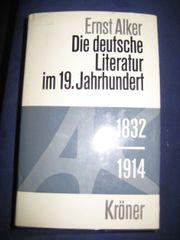 Die deutsche Literatur im 19