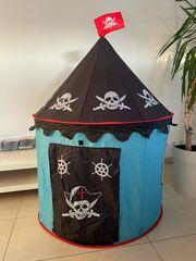 Spielzelt für kleine Piraten