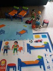Playmobil 3964 Etagebett mit Kindern
